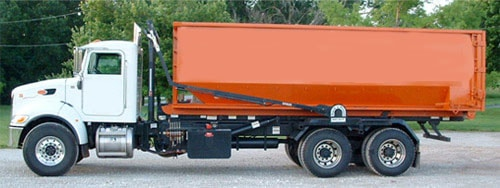 new braunfels dumpster rental